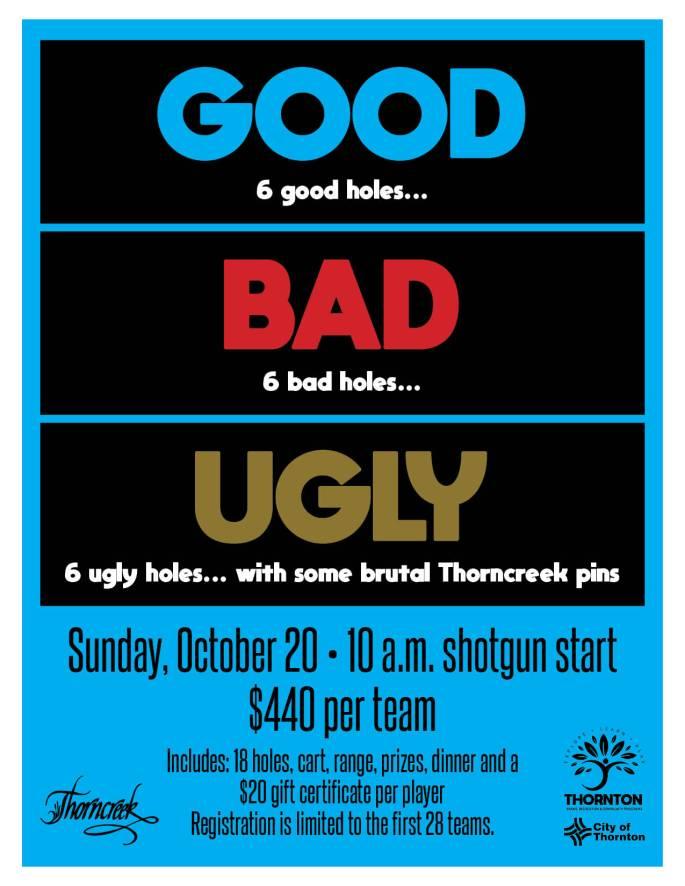 Good Bad Ugly Flyer